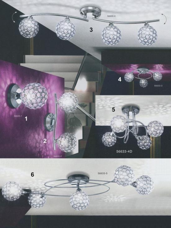Svietidlá.com - Globo - Estella - Moderné svietidlá - svetlá, osvetlenie, lampy, žiarovky, lustre, LED