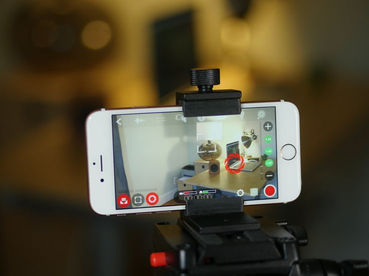 FiLMiC Pro is a professional videography app for the