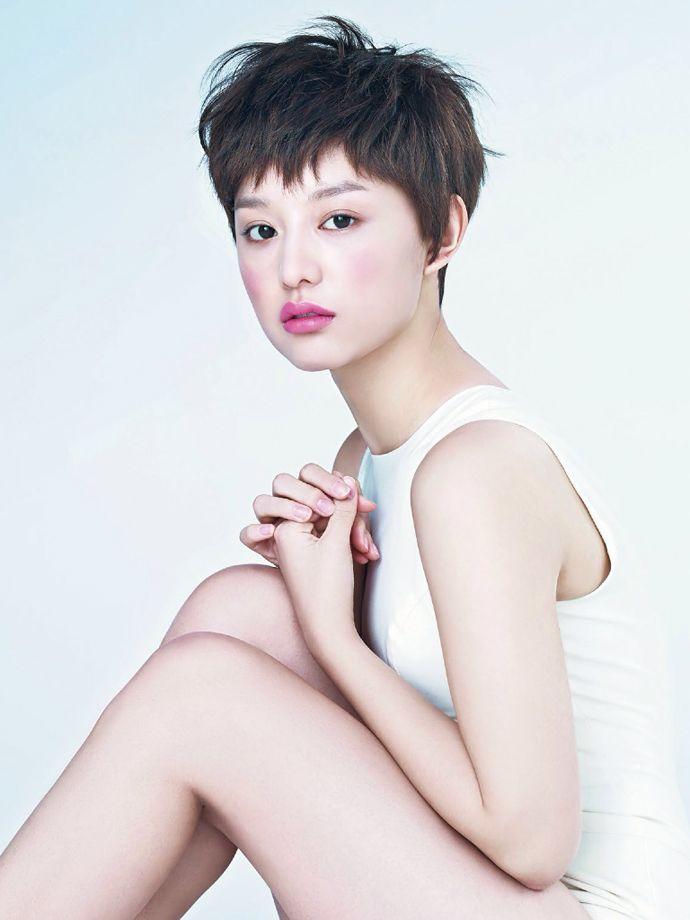 Kim Ji Won For Singles' February 2014