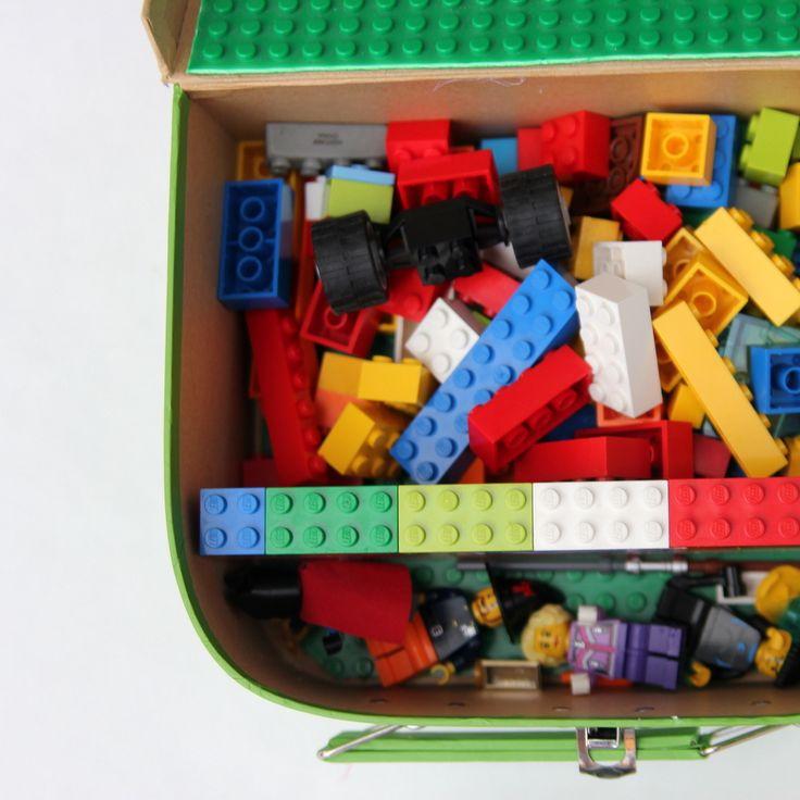 lego travel tote