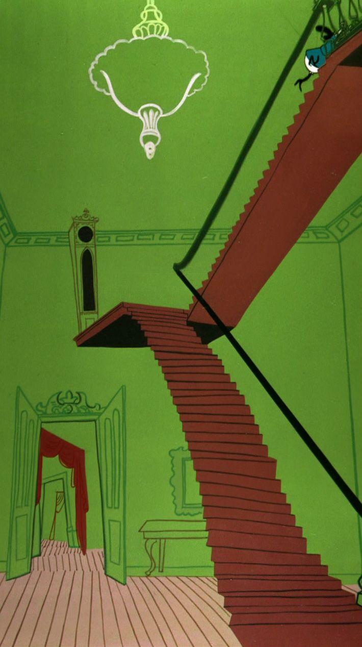 Maurice Noble (layout) Philipe De Guard (colour)