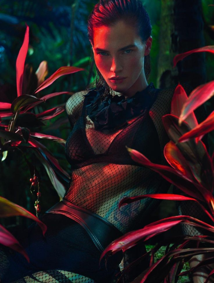 visual optimism; fashion editorials, shows, campaigns & more!: crista cober by txema yeste for numéro #166 august 2015