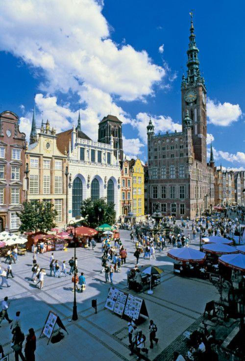 Richou Voyages - Pologne #europe #place #voyage #vacances