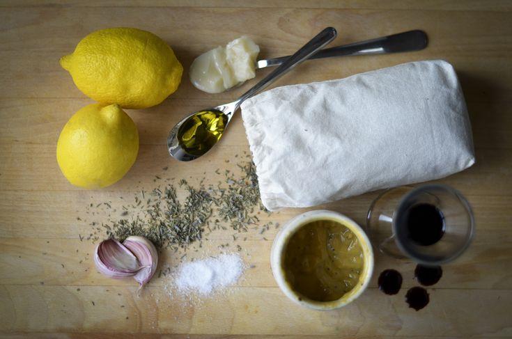 Domowe sosy do sałatek