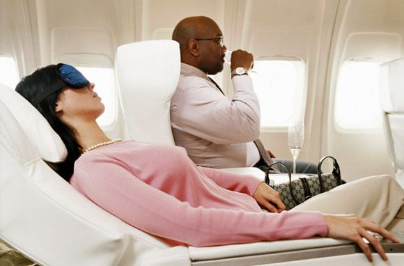 Six Ways to Get the Best Coach Seat on an Airplane