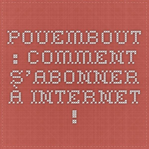 Pouembout : comment s'abonner à internet ! Découvrez le fournisseur d'accès internet #nautile sur #pouembout ( #nouvellecaledonie ). Toutes les infos sur https://www.nautile.nc/fournisseur-internet-province-nord/abonnement-forfait-pouembout