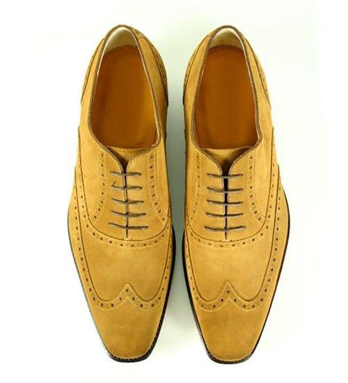 amazing handmade men's shoes