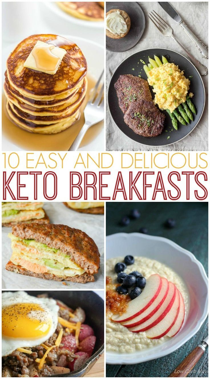 keto breakfast recipes to jump start your morning! | boulevard of