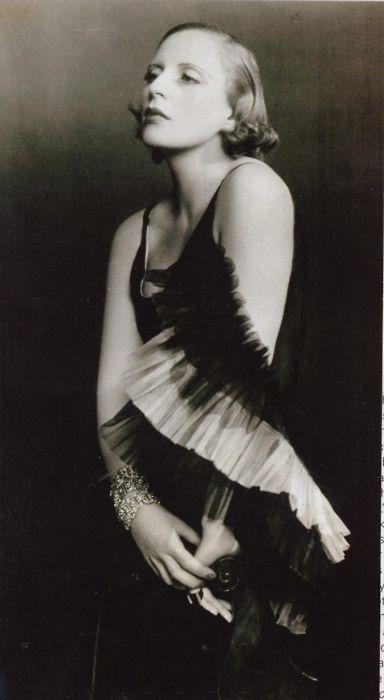 Madame d'Ora (Dora Kallmus) Tamara de Lempicka (1898-1980), Paris 1929