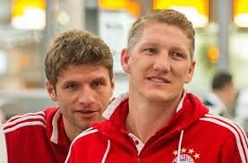 aww my two loves come I love them both very cute together and follow Germany! :D