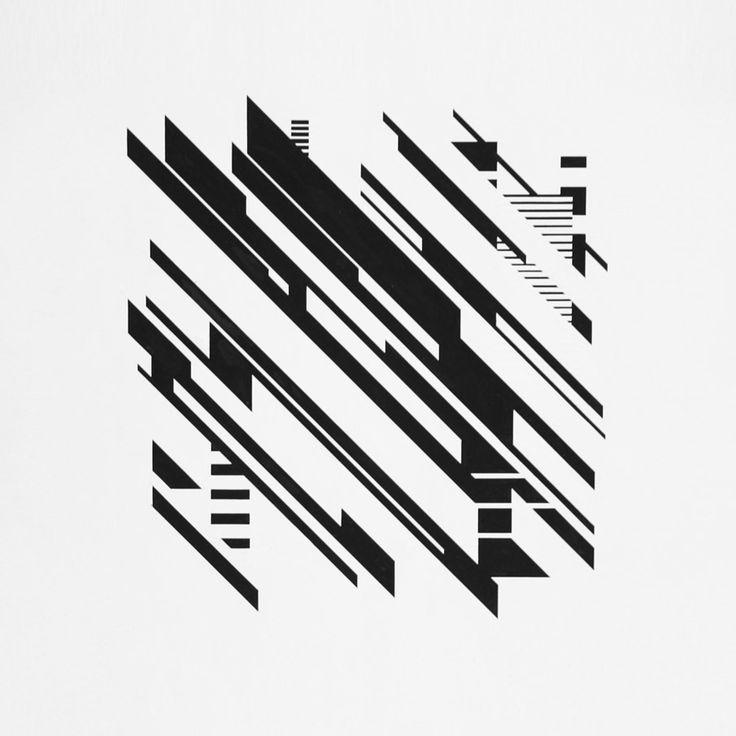 Dan Saimo's Progression of Visual Complexity Study