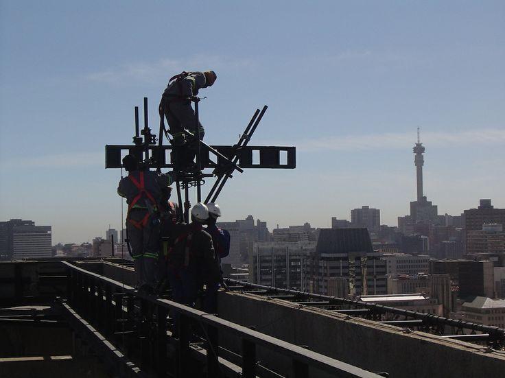 Scaff-Tech rigging, Johannesburg. www.scafftech.co.za