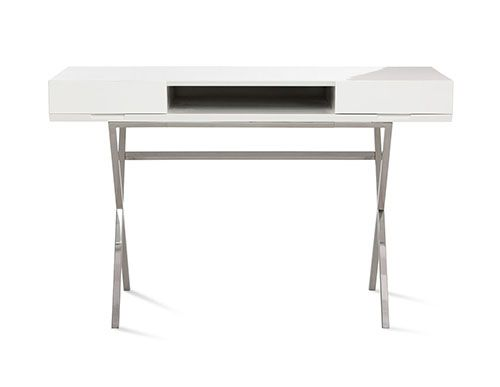 Structube - Office : Desks : Max (White)  Office Desk