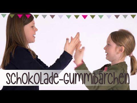 Schokolade / Gummibärchen   Klatschspiele Anleitung - YouTube