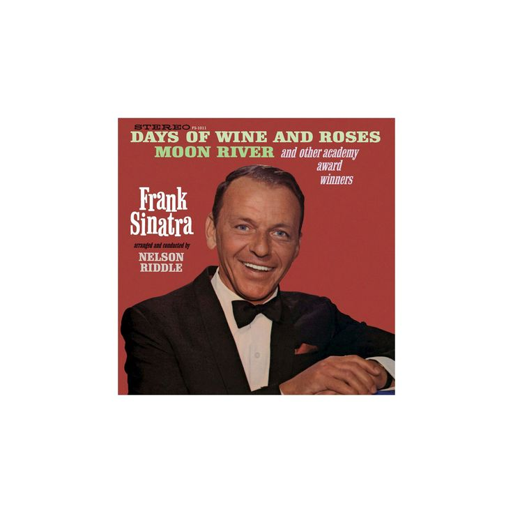Frank sinatra - Days of wine and roses moon river and (CD)