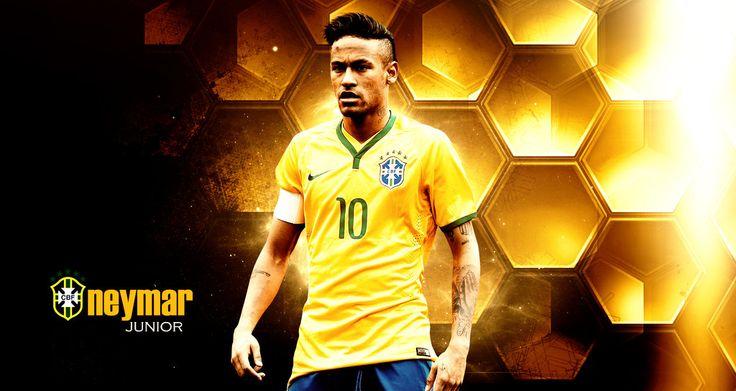 Neymar Brazil Wallpaper 2015 - WallpaperSafari