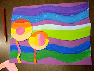 Estimulación visual y táctil. Interacción con diferentes tipos de papeles (texturas y colores). Productos final de mayor facilidad de reproducción.