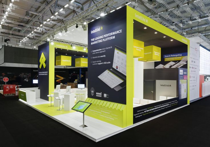 Exhibition Stand Projects : Best exhibition stand projects m up to qm²