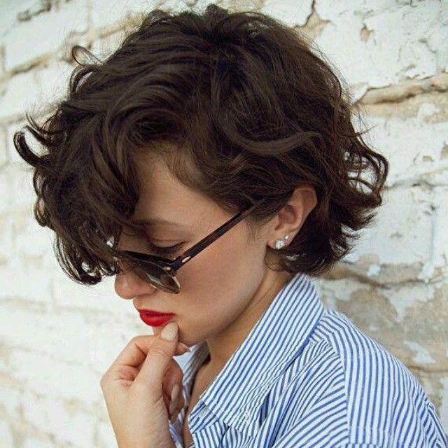 Esse cabelo é puro estilo! Amei o corte as ondas e o jeito de usar (e o batom vermelho, claro) | DDB Inspira @ddbinspira