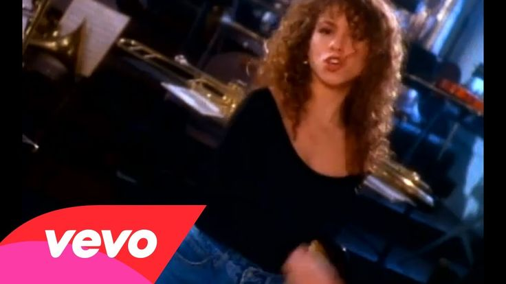 """""""Someday"""" by Mariah Carey - the third single released off of her debut album also became her third consecutive number one single; this song would give me chills jamming out to it and that vibrato and upper register, WHOAH! grrrrrrr"""