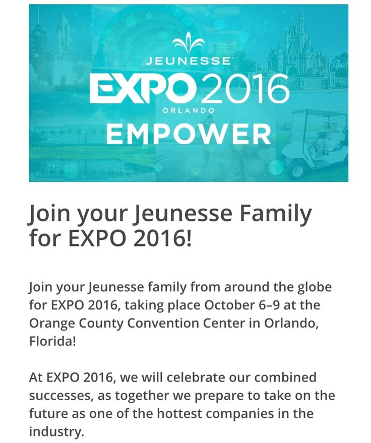 Make sure you don't Miss it!!! Lear how to make your Jeunesse Business Grow.