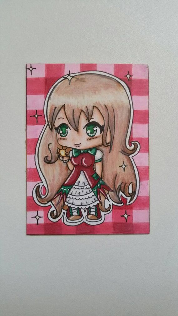 Sieh dir dieses Produkt an in meinem Etsy-Shop https://www.etsy.com/de/listing/473148131/kakao-karte-shining-princess
