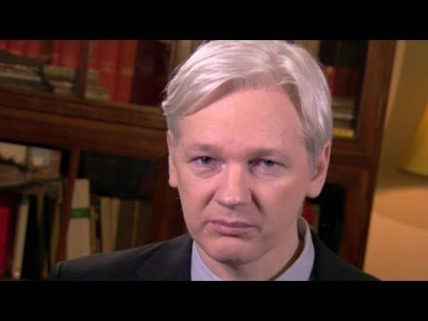 Julian Assange 'This Week' Interview: WikiLeaks Founder Discusses 'The Fifth Estate,' Edward Snowden - YouTube