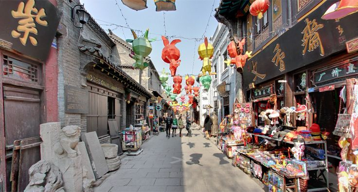 Image result for china street