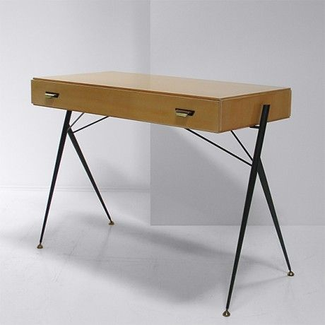 Writing Desk produced in Italy c1950s