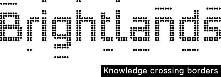 Logo Brightlands - Knowledge crossing borders