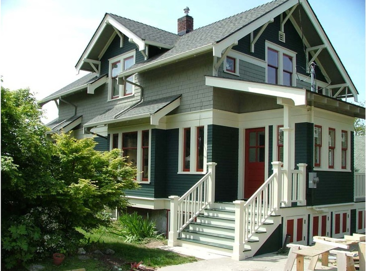 147 best Bungalows images on Pinterest   Craftsman bungalows  Bungalow  homes and Craftsman homes147 best Bungalows images on Pinterest   Craftsman bungalows  . Exterior House Painting Seattle Wa. Home Design Ideas