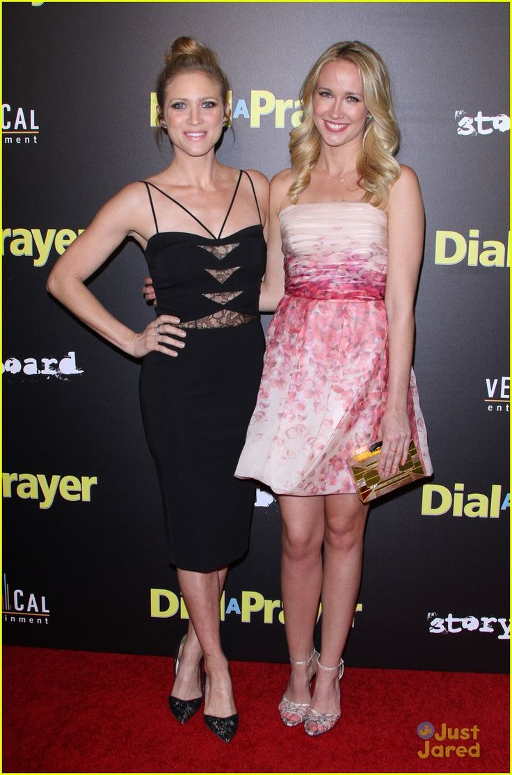 Brittany Snow And Anna Camp Brittany Snow a...