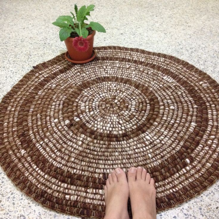 Xl Rag Rug: 17 Best Images About Alfombras On Pinterest