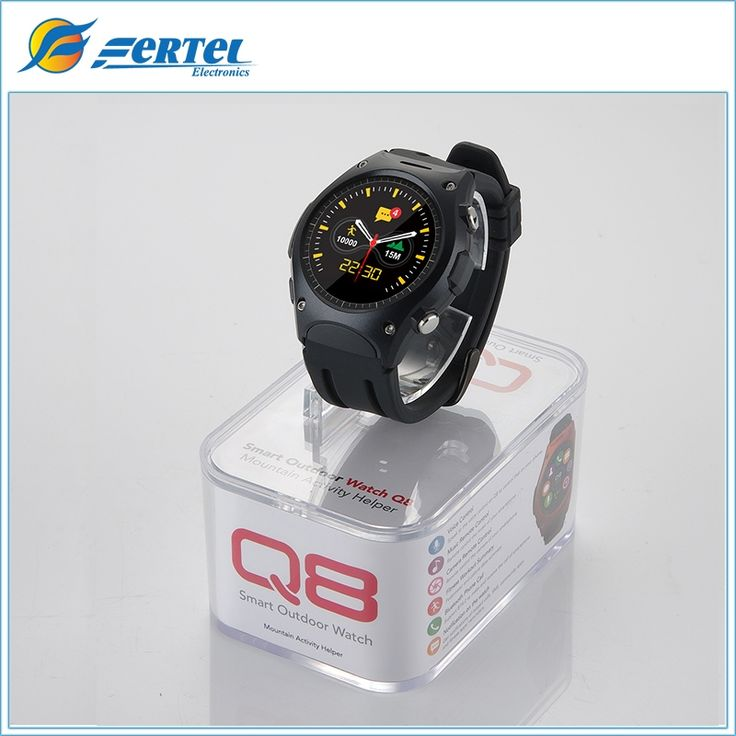 69.09$  Watch here  - New Bluetooth 4.0 Waterproof Smart Watch Q8 Support IP57 Heart Rate Monitor Smartwatch For Iphone xiaomi Android PK GT08 U8 DZ09
