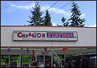 Schöpfungsstation in Lynnwood, WA. Eines der coolsten Bastelläden, die ich je gesehen habe …   – Seattle