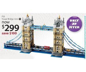 Lego Tower Bridge 10214