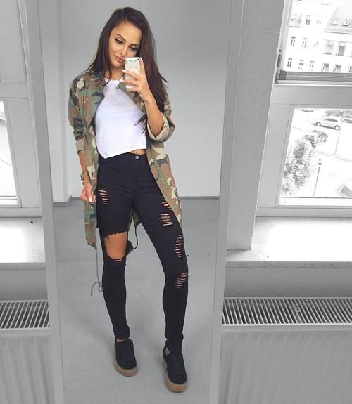 348 best ~slay outfits~ images on Pinterest | Casual wear Outfits for teens and Casual outfits