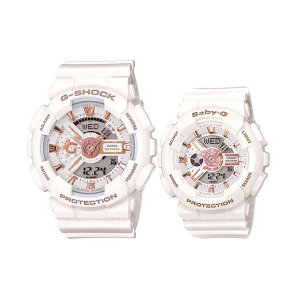 LOV-15 G-Shock Baby-G Lovers 2015 Collection -  2 Year Guarantee - Free Delivery #GSHOCKNZ