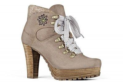 Dirndl Boots