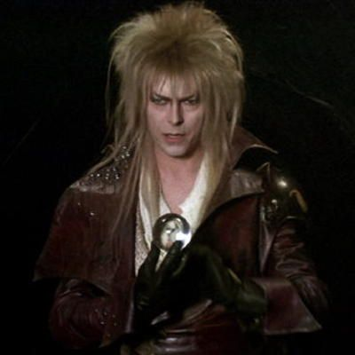 Labyrinth (1986) David Bowie as Jareth the Goblin King