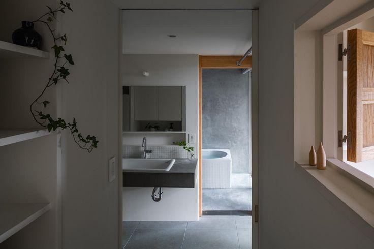 建築家:水野純也「奈坪の家」