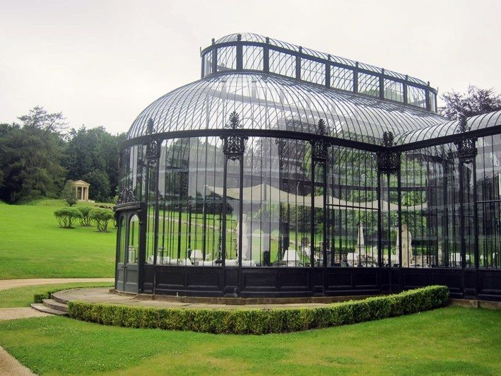 1000 images about vintage conservatory orchid house for House plans with conservatory