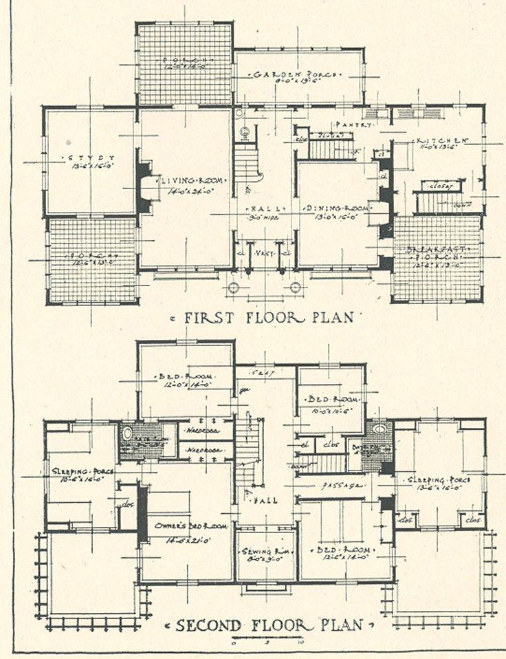 30 best Dream House Plans images on Pinterest House floor plans