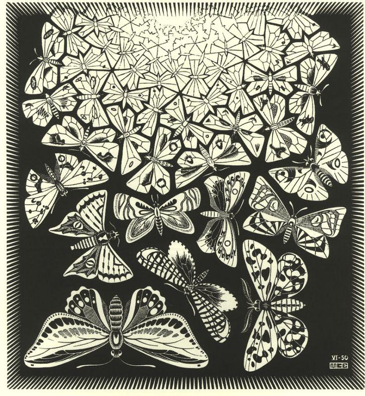 Oltre 1000 immagini su escher su pinterest illusioni mc for Escher metamorfosi