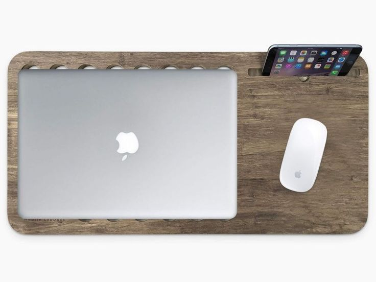 New Lap Desk for For MacBook & viewing dock for iPhone 6/6s, 6/6s Plus,Ipad #UnbrandedGeneric