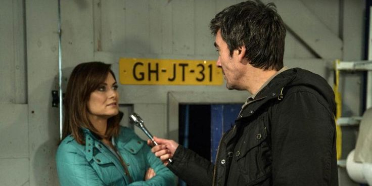 Emmerdale spoilers: Cain Dingle blackmails Chrissie White to get control of the garage as Lachlan faces prison for shooting his grandad