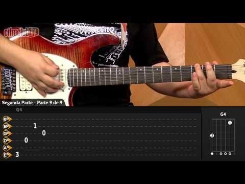 Video aula de guitarra com o Vinicius Dias do Cifraclub com a música – Don't Cry – Guns N' Roses.