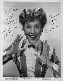 Betty Garrett loved her in On the Town with Gene Kelly!
