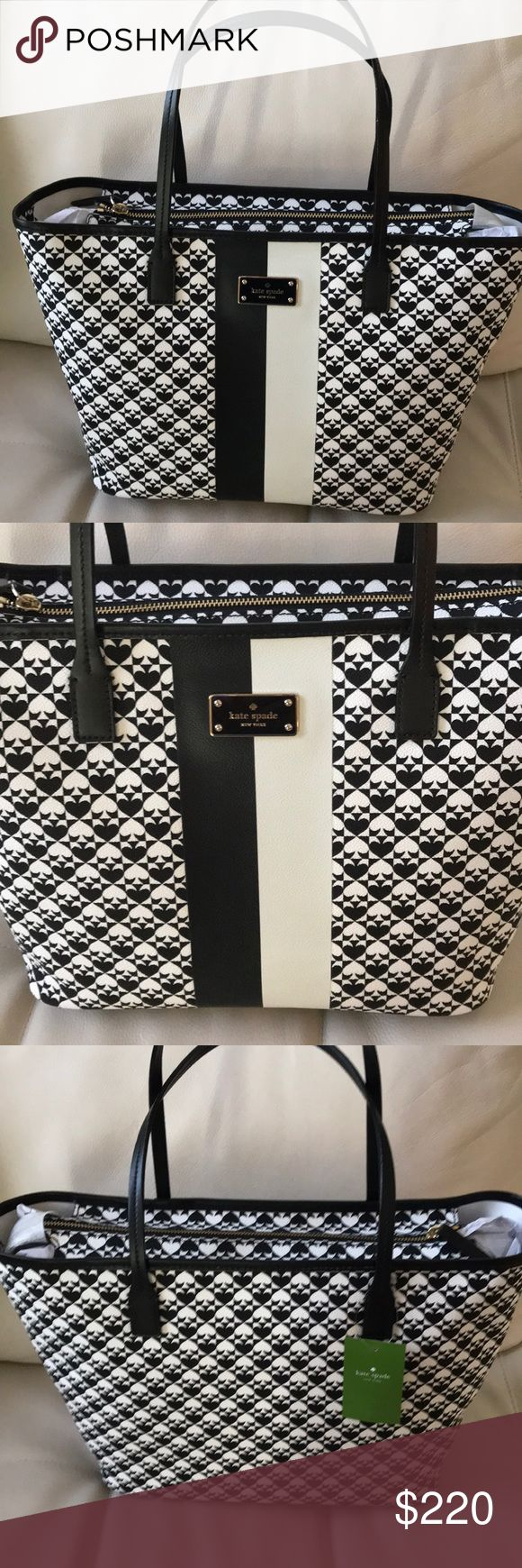 """NWT BLACK KATE SPADE SMALL MARGARETA PENN PLACE Brand: Kate spade small Margareta  Condition: New with tag 