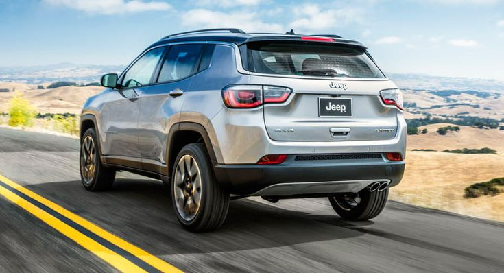 2018 Jeep Compass Priced From 22995 In The UK